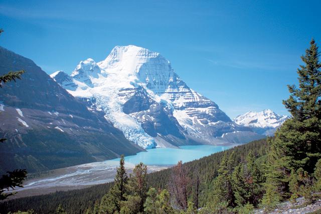 Mount Robson Hiking